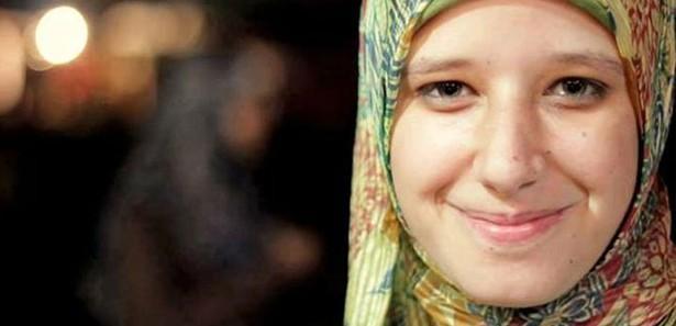 Mısır şehidi Esma'nın paylaştığı şiir yürek dağladı