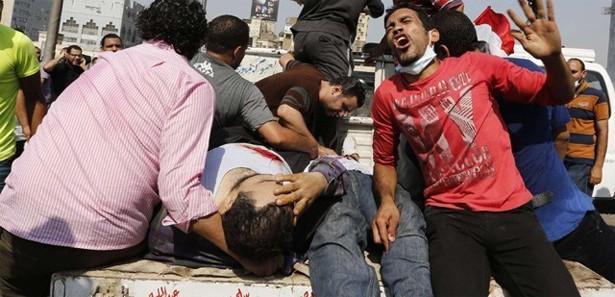 İşte Mısır'da ordunun katliam bilançosu