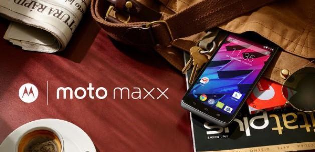 Motorola üst seviye Moto Maxx'ı tanıttı