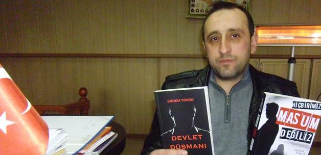 Erdem Yörük'ün 2'inci romanı: Devlet Düşmanı