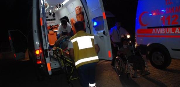 Niğde'de feci kaza: 2'i ağır 39 yaralı!