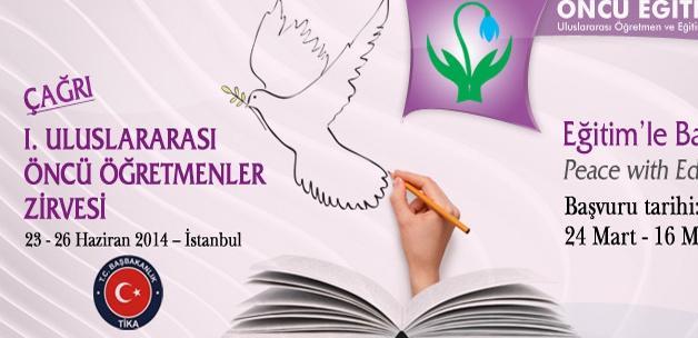 Öncü Eğitimciler'den uluslararası öğretmen buluşması
