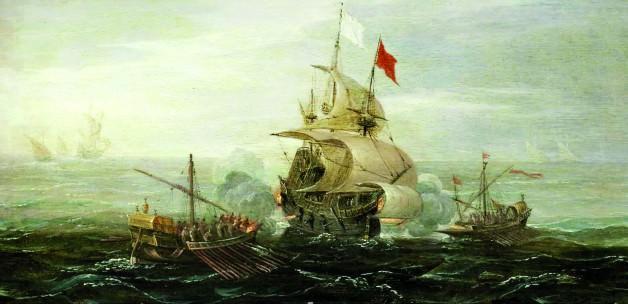"""""""Osmanlı korsanları haydut değil, deniz gazisiydi"""""""