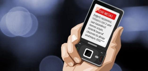 Paniğe kapılan firmalardan SMS oyunu!