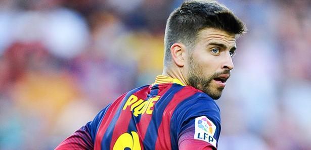 Barcelonalı Pique'ye suç duyurusu