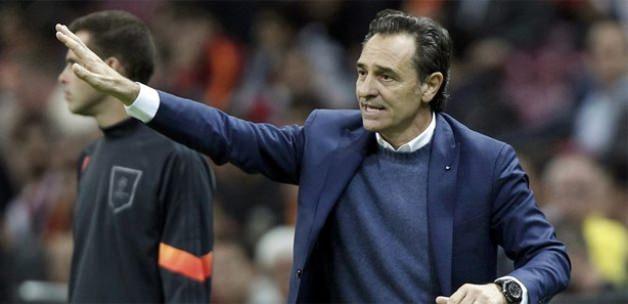 Prandelli'nin Galatasaray karnesi