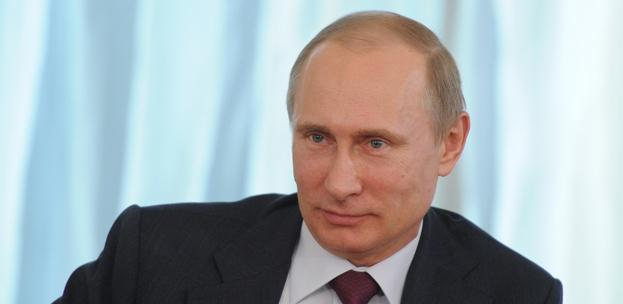 Putin'den şaka gibi 'Kırım' açıklaması