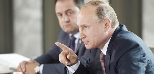 Putin'den sert cevap: Birleştik, o kadar, nokta!