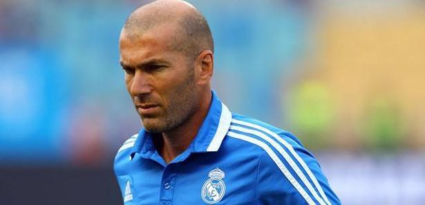 Zidane en beğendiği Avrupalıyı açıkladı!