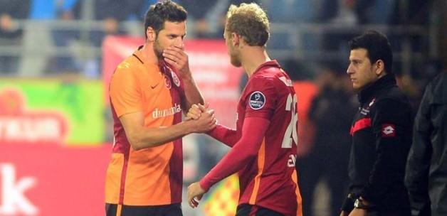 Galatasaray'da 4 kayıp birden!