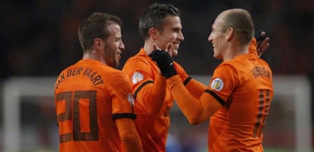Robben'den RVP itirafı! 'Ona mesaj attım!'