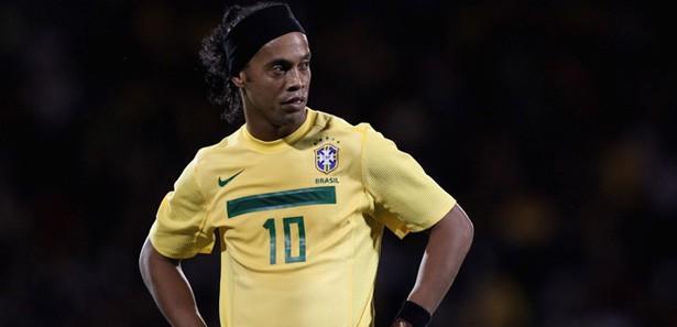 Ronaldinho Ocak'ta Beşiktaş'ta