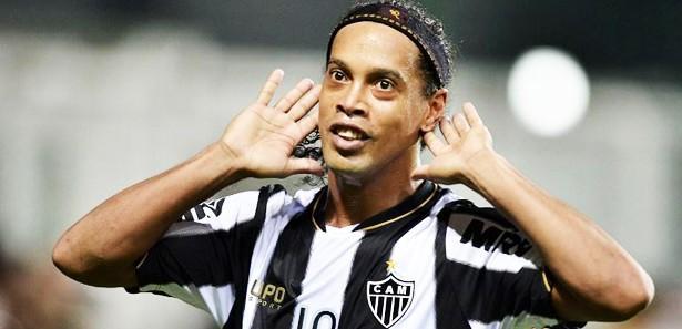 Ronaldinho daha az paraya Beşiktaş'a