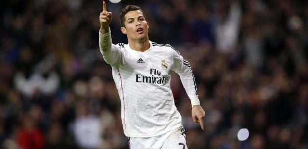 Cristiano Ronaldo'ya bir ödül daha!