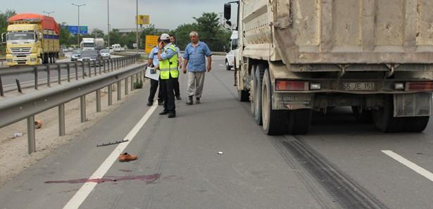 Sakarya'da kaza: 1 ölü!