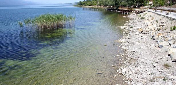 Sapanca Gölü korkutuyor