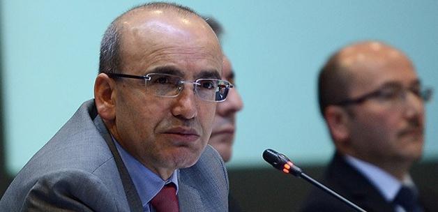 Babacan'ın ardından Şimşek'ten MB açıklaması