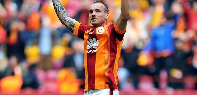 Sneijder'in performans sırrı belli oldu!