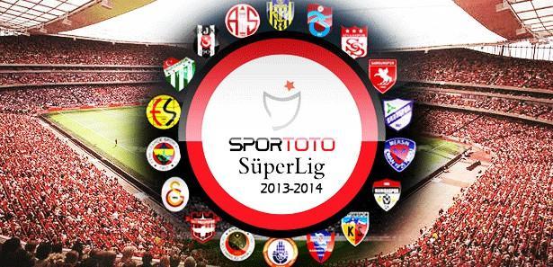 Süper Lig'de 2013-2014 fikstürü çekildi