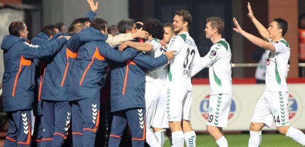 Süper Lig'de sezonun en erken golü