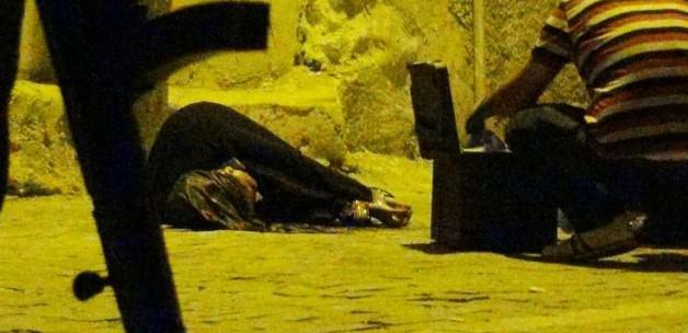 Suriyeli kadın yolda kurşunlanarak öldürüldü