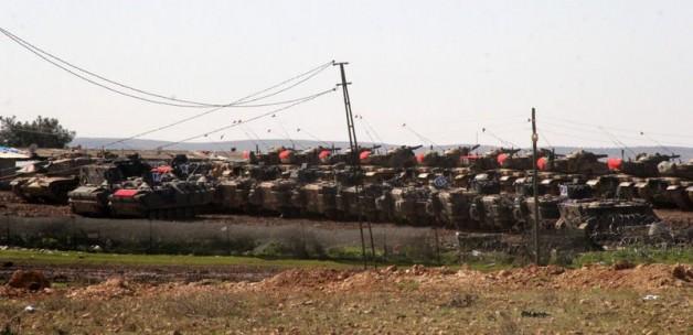 Suruç'a yeni tanklar konuşlandırıldı
