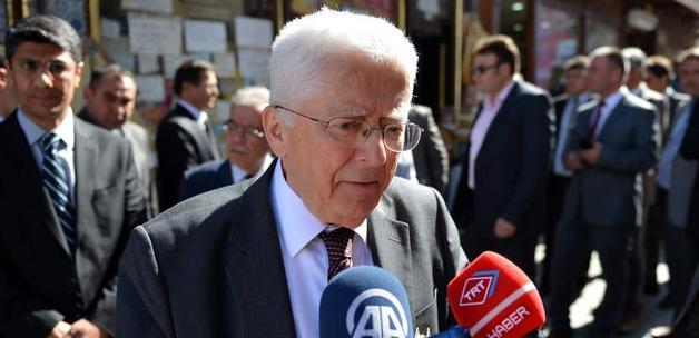 AK Parti'nin yeni genel başkanını açıkladı