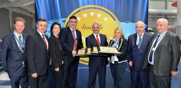 THY 'Avrupa'nın En İyi Havayolu' ödülünü aldı