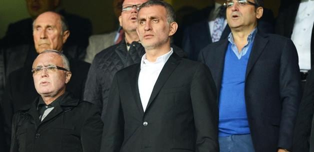 Trabzonspor başkanı dediğini yaptı