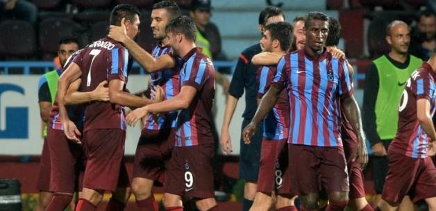 Trabzonspor,  Avrupa'da 113. randevuda