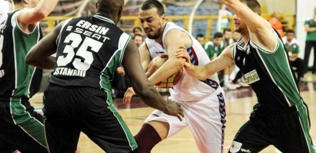 Trabzonspor yarı finale yükseldi