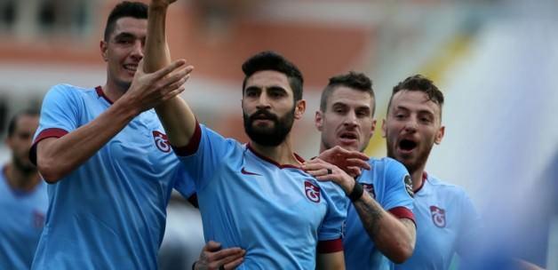 Trabzonspor'da 110 milyon euro'ya 6 puan
