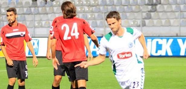 TSYD Kupası Torku Konyaspor'un