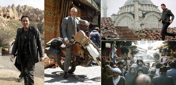 Türkiye Hollywood'un gözbebeği oldu