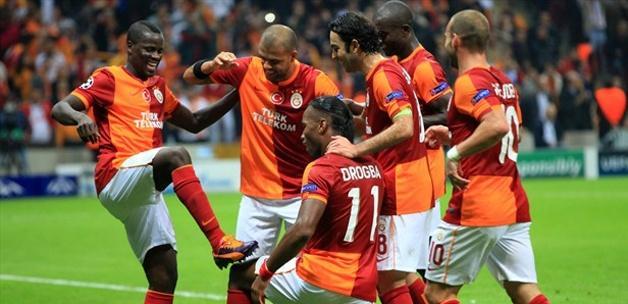 UEFA'dan Galatasaray büyük jest!