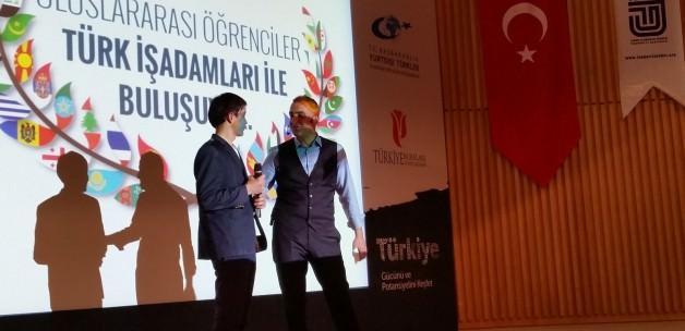 Uluslararası Öğrenciler Türk Devleri ile buluştu
