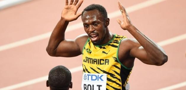 Usain Bolt sezonu kapattı!