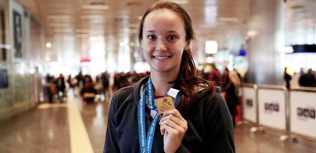 Viktoria Zeynep Güneş'e Rio müjdesi!