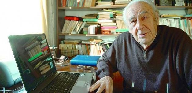 Yazar Oktay Akbal yaşamını yitirdi