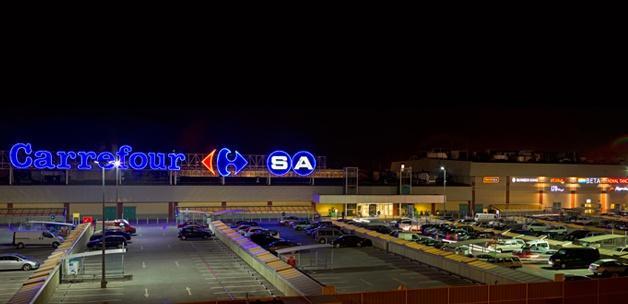 'Yılın Türk Alışveriş Merkezi' seçildi