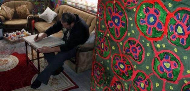 Zihinsel engelli Muhammed engel tanımıyor