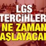 LGS sınavı sonucu (Liseye Geçiş Sınav) ne zaman belli olacak?