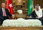 Erdoğan Suudi Arabistan'a gidiyor
