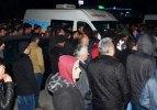 Şehit Astsubayın cenazesi konvoyla karşılandı