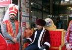 Bolu'da Noel Baba'ya Kelime-i Şehadet getirttiler
