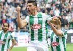 Konyaspor'un eski forveti La Liga yolunda