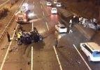 Başkent'te feci kaza: 3 ölü