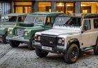 Land Rover Defender tarih oldu