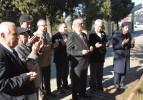 Keşan eski belediye başkanı Yörüker, mezarı başında anıldı