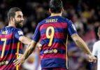 Arda attırdı, Barcelona parçaladı!